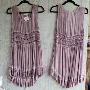 Entro lavender dress